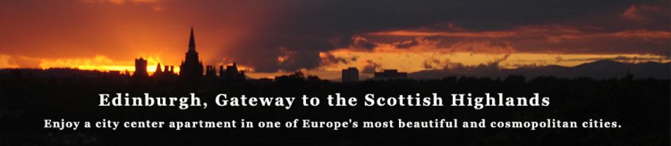 Vacation Rental in Edinburgh Scotland